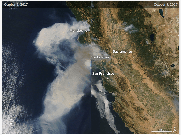Western Wildfires and Climate Change